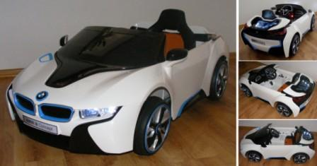 masinute electrice bmw I8